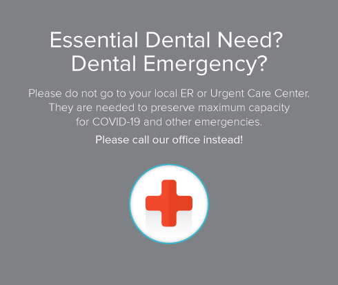 Essential Dental Need & Dental Emergency - Dentists of Eastgate